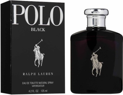 Buy Ralph Lauren Polo Black Eau de Toilette  -  125 ml: Perfume