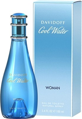 Davidoff Cool Water Eau de Toilette - 100 ml (For Women)