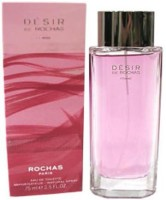 Rochas Desire De Eau De Toilette  -  75 Ml (For Girls)
