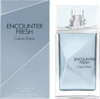 Calvin Klein Encounter Fresh EDT For Men Eau De Toilette  -  100 Ml (For Boys, Men)