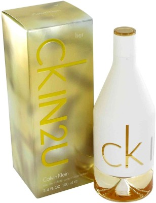 Buy Calvin Klein IN2U Eau de Toilette  -  100 ml: Perfume