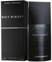 Issey Miyake NUIT D'ISSEY Eau De Toilette  -  200 Ml (For Men)
