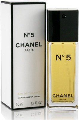 Chanel N5 EDT  -  50 ml