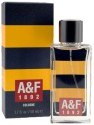 Abercrombie & Fitch 1892 Yellow Eau De Cologne  -  50 Ml