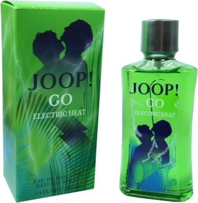 Joop Go Electric Heat Eau de Toilette - 100 ml For Men