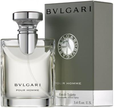 Buy Bvlgari Pour Homme Eau de Toilette  -  100 ml: Perfume