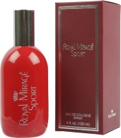 Royal Mirage Sport Eau de Cologne - 120 ml: Perfume