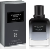 Givenchy Only Gentlemen Intense Eau De Toilette  -  50 Ml (For Men)