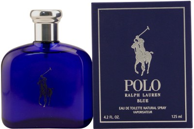 Buy Ralph Lauren Polo Blue Eau de Toilette  -  125 ml: Perfume