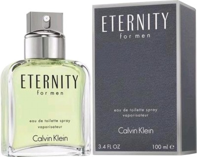 Buy Calvin Klein Eternity Eau de Toilette  -  100 ml: Perfume