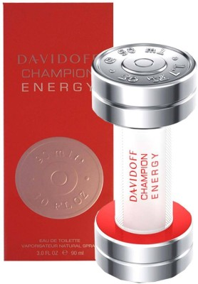 Buy Davidoff Champion Energy Eau de Toilette  -  90 ml: Perfume