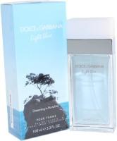 Dolce & Gabbana Light Blue Dreaming in Portifino Eau de Toilette - 100 ml For Women