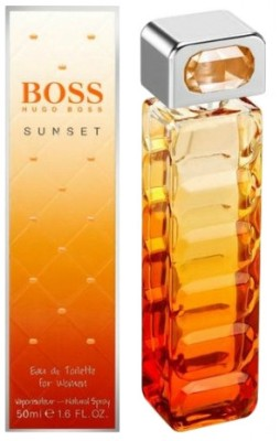 Buy Boss Orange Sunset Eau de Toilette  -  50 ml: Perfume