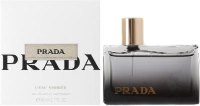 Buy Prada L' Eau Ambree Eau de Parfum  -  80 ml: Perfume