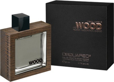 DSquared2 He Wood - Rocky Mountain Wood Eau de Toilette - 100 ml For Men