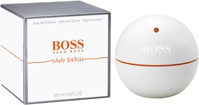 Buy Boss In Motion White Edition Eau de Toilette  -  90 ml: Perfume