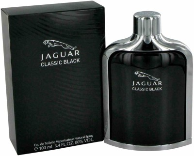 Jaguar Classic Black EDT – 100 ml (For Men) low price