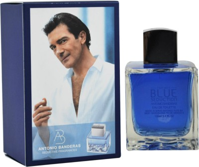 Antonio Banderas Blue Seduction Perfume on Holi Offer at 40% Off