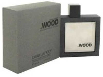 DSquared2 He Wood Silver Wind Wood Eau de Toilette - 100 ml For Men