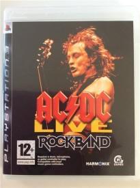 AC/DC Live Rockband