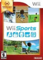 Wii Sports (Nintendo Selects) - 5 in 1 Game CD: Physical Game