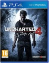 Uncharted 4 : A Thief's End: Physical Game