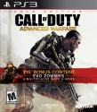 Call of Duty: Advanced Warfare (Gold Edition): Physical Game