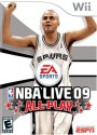 NBA Live 09 All-Play: Physical Game