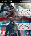 Assassin's Creed IV: Black Flag / Assassin's Creed Rogue: Physical Game