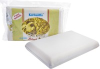 Kurl-On Solid Bed/Sleeping Pillow (Pack Of2, White, 2 Pillows)