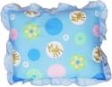 Wonderkids Bubble Print Cotton Baby Pillow
