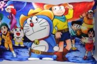 Aryash Highbrow Creation Cartoon Print Body Pillow (multicolour)