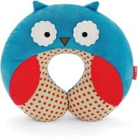 WonderKart Owl Feeding/Nursing Pillow (Pack Of 1, Blue)