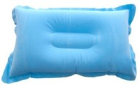 Lavi Easy Fold Extra Smooth & Comfort Travel Pillow Pack Of1, Blue