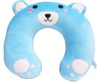 WonderKart Dog Feeding/Nursing Pillow (Pack Of 1, Blue)