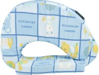 Momtobe Printed Feeding/Nursing Pillow Pack Of1, Blue