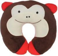 N&M Monkey Feeding/Nursing Pillow (Brown)