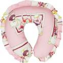 Wonderkids Teddy Print Neck Baby Pillow