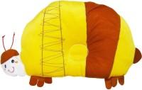 Wonderkids Teddy Bed/Sleeping Pillow (Yellow, Pillow)
