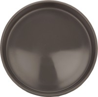 Peacock Pizza Solid Aluminium Dish (Black, Pack Of 1)
