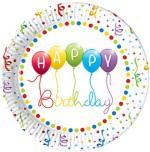 Disney Happy Birthday Streamers
