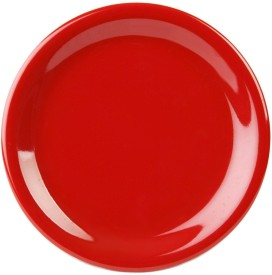 Delite Acrylic Round Solid Plastic Plate