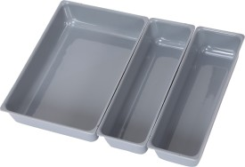 Hochste Solid Plastic Tray