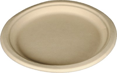Paper Bamboo Plates Solid Paper Bamboo Plate