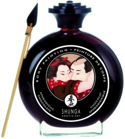Shunga Aphrodisiac Chocolate Edible Body Painting Pleasure Enhancement