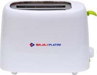 Bajaj Platini Px 34t 700 W Pop Up Toaster (White)