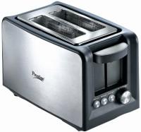 Prestige 41708_PPTSKB 800 W Pop Up Toaster (Silver, Black)