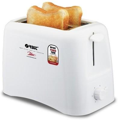 Orbit Titus 750 W Pop Up Toaster