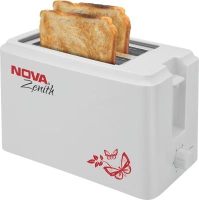 Nova NT 307 750 W Pop Up Toaster (White)