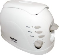 Skyline VTL5022 750 W Pop Up Toaster (White)